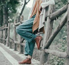 Cotton Line Original Winter Fall Women Trousers Elastic Waist Embroidered Wide Leg Vintage Pants Leg Pictures, Vintage Pants, Linen Pants, Trousers Women, Cotton Linen, Casual Pants, Elastic Waist, Wide Leg, Zen
