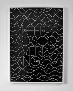 keep discovering