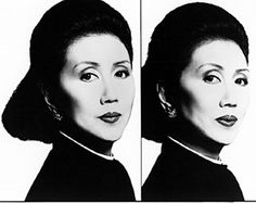Hanae Mori is a groundbreaker for both female and Japanese designers. She started her couture house in Tokyo in 1951, and became one of Japan's firstprominentcareer women. She was also the first Japanese woman to have fashion shows in Paris and New York, and was the first Asian woman to be admitted as a couturier in theFédération Française de la Couture. Her aesthetic is distinctly Japanese, often using flower prints that seem to come straight out of the prints of Hiroshige or Hokusai.