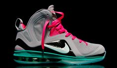 LeBron Elite 9 tennis shoes! Love! Rock w/ white skinny jeans to set off the array of colors in shoes! Girly FAB!