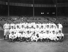 """1927 New York Yankees """"Murderers Row"""""""
