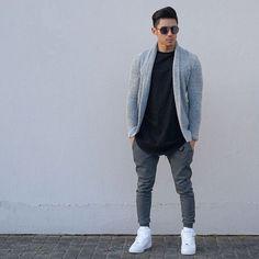 Moda Hombre — Ft. @ysl_one #streetstyle #mensfashion...