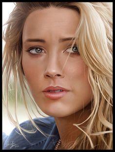 Amber Heard - DRIVE ANGRY by *Sheridan-J on deviantART