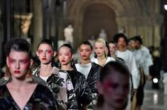 Paris Fashion Week Spring 2017 Recap: Designer Debuts and '80s Mania - Vogue