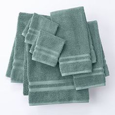 SONOMA Goods for Life™ Ultimate Performance 6-pc. Solid Bath Towel Value Pack