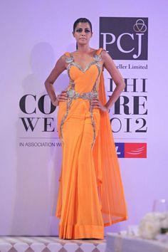 PCJ Delhi Couture Week 2012 - Gaurav Gupta - Fashion Blog - For All Things Beautiful - The Purple Window