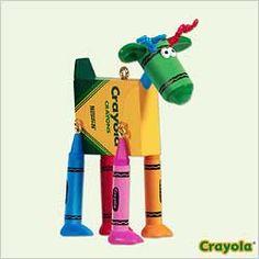 2005 Crayola - Reindeer