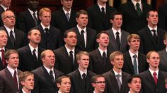 """A priesthood choir from YSA stakes in Salt Lake sings """"Nearer, My God, to Thee. Lds Music, Gospel Music, Salt Lake City, Tabernacle Choir, Mormon Tabernacle, Lds Hymns, Gloria In Excelsis Deo, Church Songs, Praise And Worship Music"""