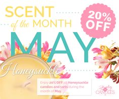 May scent of the month contact me to get yours today!