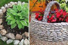 Idei frumoase, cum pot fi folositi paletii de lemn? - Perfect Ask Stepping Stones, Garden, Outdoor Decor, Artist, Plants, Home Decor, Women, Stuff Stuff, Backyard Patio