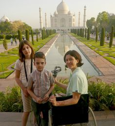 Wheelchair accessible tourism India>>> See it. Believe it. Do it. Watch thousands of spinal cord injury videos at SPINALpedia.com