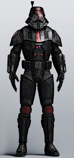SITH Trooper /by CloneCaptainCacnea12 #deviantART #starwars #art