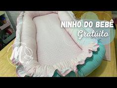Diy Ninho do Bebê - Passo a Passo Gratuito - YouTube Baby Nest, Blanket, Sewing, Youtube, Kids, Patterns, Sewing Ideas, Crochet Edging Patterns, Crochet Edgings