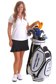 Symetra Tour Style Watch: Mallory Blackwelder (Golf4Her 2012 Brand Ambassador)