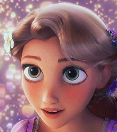 Disney`s Tangled is about a young girl with magical hair and her adventures throughout the world rate:8.5