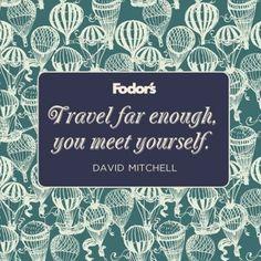 29. ce qui vous #Voyage appris sur #vous-même ? - 57 offres de voyage pour #nourrir votre #Wanderlust... → #Travel
