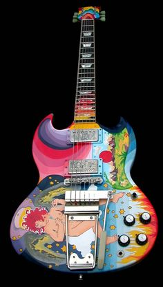 someone's tribute to clapton's fool guitar | Harmony Central
