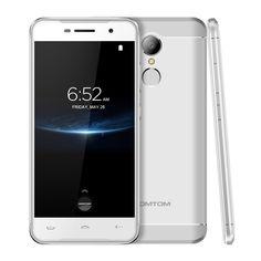 """Superisparmio's Post HomTom H37  Homtom HT37 Pro - 50"""" 4G Smartphone Android 7.0 Quad Core 3GB32GB Doppie Fotocamere 8.0MP13.0MP Doppia SIM ID Impronte Digitali  Un ottimo smartphone a solo 91.79   http://ift.tt/2wKT1mm"""