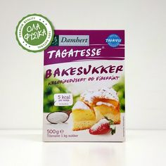 Sukrin Tagatesse -500gr. Η Tagatesse της Sukrin, είναι το ιδανικό φυσικό γλυκαντικό για ψήσιμο!  Παράγεται με βάση την ταγατόζη, μια φυσική ζάχαρη που εξάγεται από τη λακτόζη, χωρίς ωστόσο να περιέχει ίχνη της το τελικό προϊόν. Με την προσθήκη ισομαλτάλης και φυτικών-πρεβιοτικών ινών δημιουργείται ένα γλυκαντικό εξαιρετικά όμοιο με τη ζάχαρη, κατάλληλο για μαγείρεμα, επιδόρπια και γλυκά πιάτα. Juice Bottles, Drinks, Food, Drinking, Beverages, Eten, Drink, Meals, Beverage