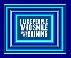 I like rain :) (99 pieces)