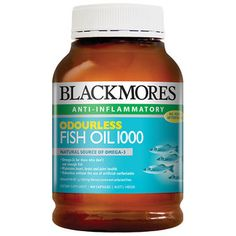 Buy Blackmores Odourless Fish Oil 400 Capsules online at Lazada Singapore. Discount prices and promotional sale on all Heart & Blood Pressure. Free Shipping.