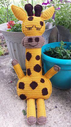 Check out this item in my Etsy shop https://www.etsy.com/listing/582811545/giraffe-stuffed-ragdoll-animal-toy