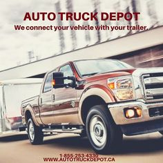 For Trailer Hitches in Calgary and all over Canada look to the towing experts at Auto Truck Depot. We carry a wide range of products for all your towing needs. Whether for work or play get your truck outfitted with the best accessories on the market. We have everything you need in terms of trailer hitch and towing accessories can also provide full professional installations of all the products we carry. Come visit us or call us for assistance on all your towing needs!