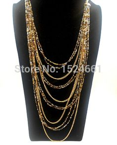 Cheap necklace 18k, Buy Quality chain necklace fashion directly from China chain collar necklace Suppliers:  Hello,Dear friends,                           &nb