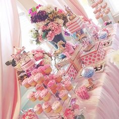 Carousel Baby Shower  Party Ideas | Photo 8 of 13