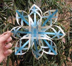 Extreme Cards and Papercrafting: Carolina (Finnish) snowflake