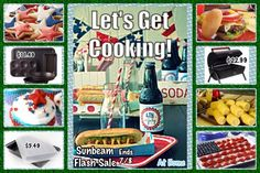 Let's get cooking. Huge Sunbeam sale going on now for the 4th.   http://harmony.athome.com/browse/flash-sales.html