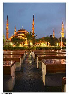 Sultanahmet Gece | Flickr - Photo Sharing!