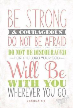 It doesn't matter who we are with or where we are at. Jehovah will always be there with us!!!