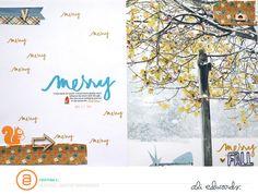 Ali Edwards | Blog: AE Digital Creative Team | Holiday Product Inspiration