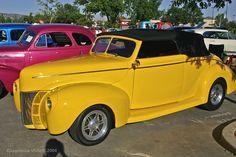Custom 1940 Ford Roadster