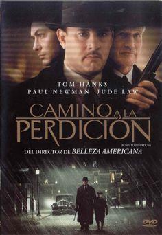 Camino a la perdición (Road to Perdition) (2002)  - C@rtelesMix.es