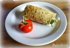 Paleolivet: Wraps m blomkål og squash