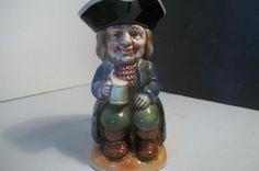 Vintage Sailor Man MugCollectible Mug Home by Castawayacres