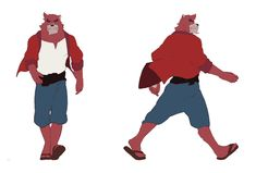 Marche de face , trouve sur un cercle bassin tourne en rond The Boy and The Beast (by Matthieu Daures) Animation Storyboard, Animation Reference, Disney Animation, Walk Cycle Reference, Dota 2, Bakemono No Ko, Walking Gif, Walking Animation, Japanese Film
