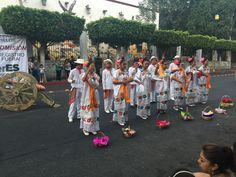 12:30pm · 2 May 2017 Bailables del #P04Cuautla #Cobaem_Morelos fueron reconocidos en festividades #RompimientodelSitiodeCuautla #juventudcultayproductiva