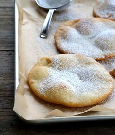 Native American-Style Gluten Free Fry Bread - Gluten-Free on a Shoestring