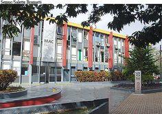 Museu de Arte de Cascavel - MAC. Rua Mato Grosso, 2909, Centro. Portal do Município de Cascavel | Cultura