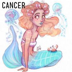 Zodiaque -Cancer