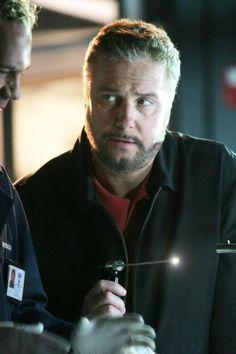 Gil Grissom, the original CSI