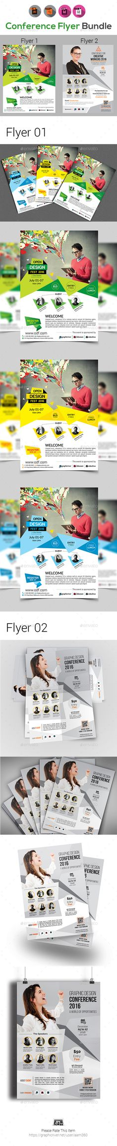 Corporate Flyer Flyer Template Ai Illustrator And Business Flyers