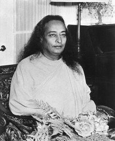 Picture: Paramahansa Yogananda @ Encinitas (July, 1950) #meditation #spiritual #yoga