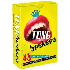 Tongbrekers: De leerkracht leest een tongbreker voor waarna de leerlingen elk om hun beurt die herhalen. De persoon die mist krijgt het kaartje van deze tongbreker. De leerling met het minste tongbrekers op het einde van het spel is de winnaar.
