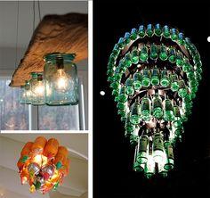 lamparas-con-botellas-recicladas