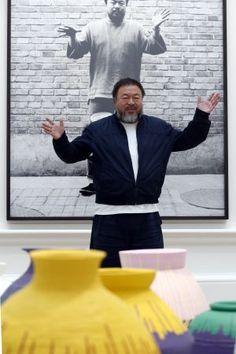 La Royal Academy dedica una retrospectiva a las monumentales obras creadas durante su confinamiento en China