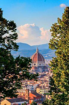 The Basilica di Santa Maria del Fiore, Florence, Italy (126 pieces)